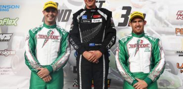 Tony Kart Wins Manufacturers Trophy for Second Year Running.