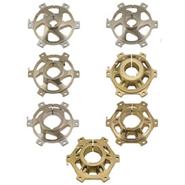 OTK TONY KART SPROCKET CARRIERS